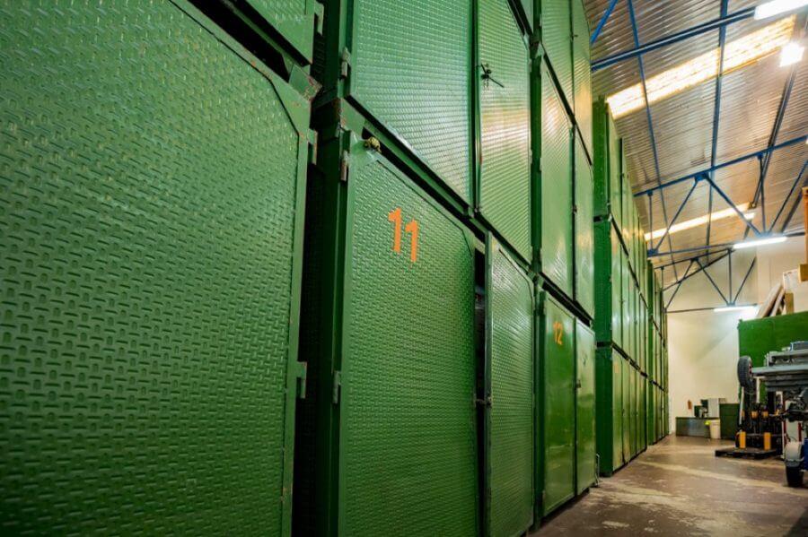 Alquiler de trasteros y guardamuebles en Las Palmas Mudanzas Federico Ramos
