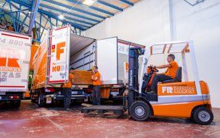 Empresa de mudanzas en Las Palmas de Gran Canaria Federico Ramos